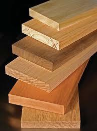 انواع چوب در صنعت مبل