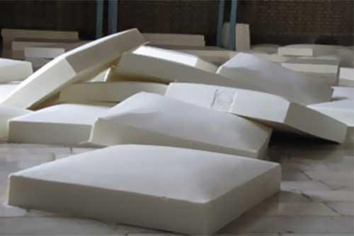 انواع فوم در صنعت مبل