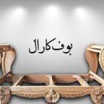 فروش اینترنتی مبل شزلون بوف کارا