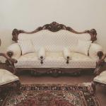 مبل کلاسیک مدل عدنان