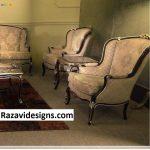 خرید آنلاین مبلمان منزل کلاسیک مدل شاهین