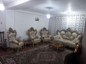 مبل استیل نه نفره چهارقاب به قیمت ارزان و بدون واسطه