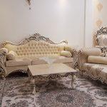 مبل کلاسیک ترکیه به قیمت ارزان تولیدی مدل مرنیا