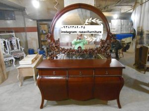 آینه کنسول اسپرت با قیمت