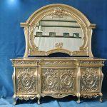 آینه کنسول سلطنتی کد ۰۲۸ به قیمت تولیدی