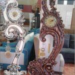 مدل جدید ساعت کنسول پاندول دار سلطنتی کد ۷۳