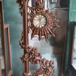 ساعت ایستاده جدید کلاسیک با قیمت تولیدی مبل کد ۹۲