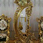 ساعت ایستاده سلطنتی چوبی کد ۹۲ با قیمت