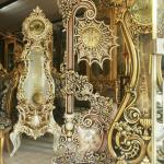 ساعت ایستاده چوبی به قیمت تولیدی مبل کد ۹۲