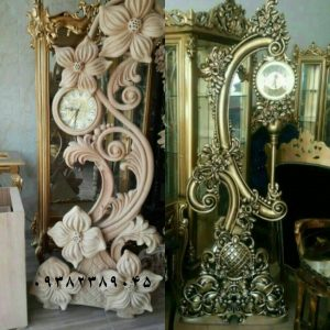ساعت ایستاده چوبی سلطنتی با قیمت