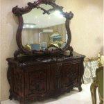 قیمت آینه کنسول چوبی به قیمت تولیدی