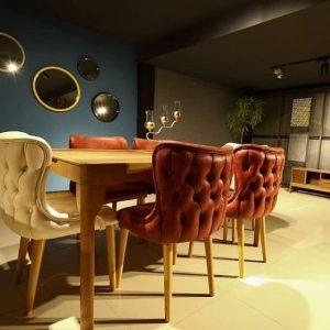 صندلی و میز نهارخوری + غذاخوری + ناهارخوری با قیمت تولیدی