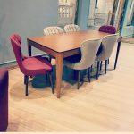 صندلی و میز نهارخوری + ناهارخوری + غذاخوری کد ۰۴