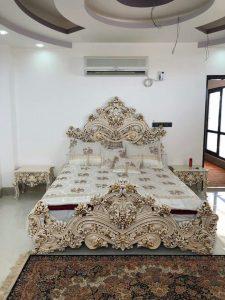 قیمت + سرویس خواب +چوبی + مدرن+ جهیزیه + دو نفره + تخت خواب + شقایق