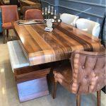 قیمت صندلی و میز ناهارخوری اسپرت کد ۰۵