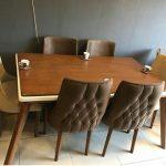 قیمت میز غداخوری چستر ست کد ۰۲