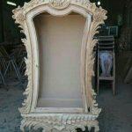 بوفه سلطنتی چوبی مدل یاردیم تولیدی رضوی