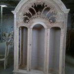 قیمت بوفه سلطنتی چوبی شیک و جدید ۲۰۱۹