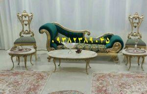 تلفظ دقیق مبل شزلون با مدل و طراحی خاص منزل ایرانی و جهیزیه برای اتاق تلویزیون