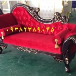 مبل شزلون لوکس مخصوص دکوراسیون سلطنتی