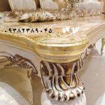 میز ناهارخوری مبلمان استیل کلاسیک