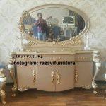 آینه و میز کنسول تک درب اسپرت