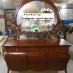 آینه کنسول اسپرت تولیدی رضوی