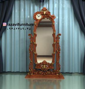 قیمت ارزان آینه قدی متحرک