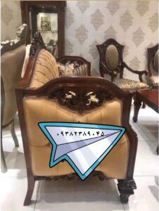 مبلمان استیل کتیبه با مدل جدید