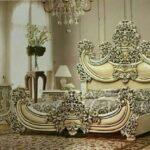 شیک ترین سرویس خواب عروس مدل رز