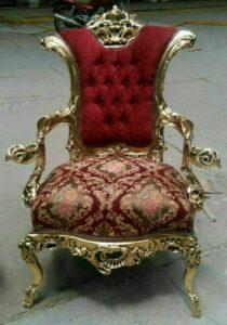 مبلمان سلطنتی مدل توماس جدید