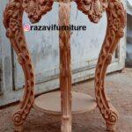 میز استند چوبی کد ۰۱- تولیدی رضوی تبریز