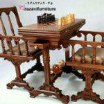 جدیدترین میز شطرنج و تخته نرد