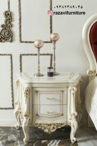 میز آرایش سرویس خواب جهیزیه مدل چراغان