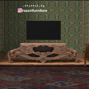 میز تلویزیون ال سی دی مدل یگانه