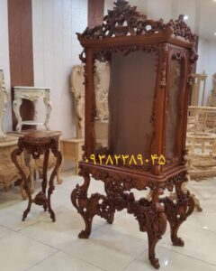 بوفه چوبی سلطنتی با قیمت تولیدی