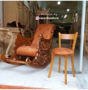 جدیدترین صندلی راکینگ لهستانی