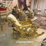 صندلی راک مبلی مدل دنا- تولیدی رضوی تبریز