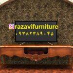 میز تلویزیون مدرن مدل آرامیس- تولیدی رضوی تبریز