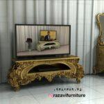 میز تلویزیون شیک مدل الهام- تولیدی رضوی تبریز