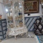بوفه سفید سلطنتی کد ۰۴۱- تولیدی رضوی تبریز