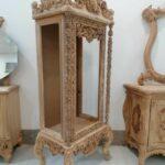 بوفه موزه ای چوبی