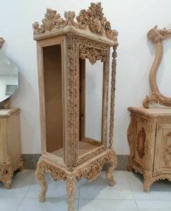 جدیدترین بوفه موزه ای چوبی