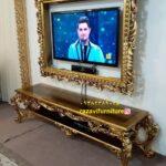 میز تلویزیون پرکار مدل کاژو- تولیدی رضوی تبریز