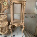 مینی بوفه چوبی جدید کد ۰۲۵- تولیدی رضوی تبریز