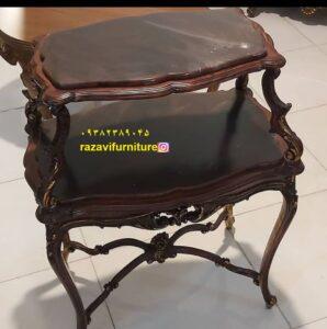 جدیدترین میز بار چوبی