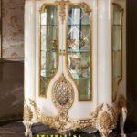ویترین سلطنتی لاکچری مدل شارلوت- تولیدی رضوی تبریز