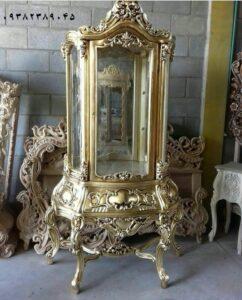 قیمت بوفه سلطنتی طلایی کد 032