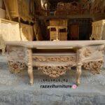 میز تلویزیون جدید سلطنتی مدل اوپال