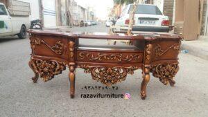 میز تلویزیون سلطنتی مدل اوپال